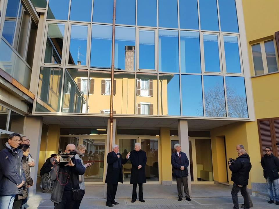 Inaugurazione Casa Nuovi Orizzonti di Cantello