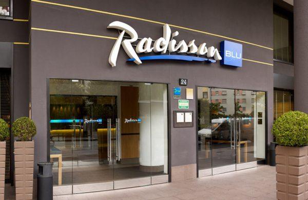 Radisson Hotel Blu Milano (per conto di KEMCOMM)