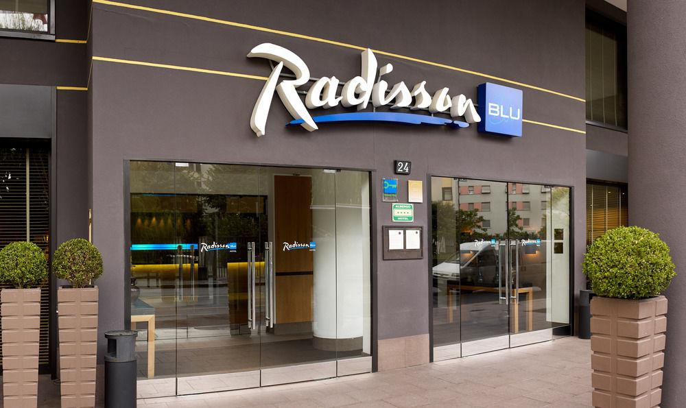 Impianto AudioVideo Radisson BLU Hotel MIlano