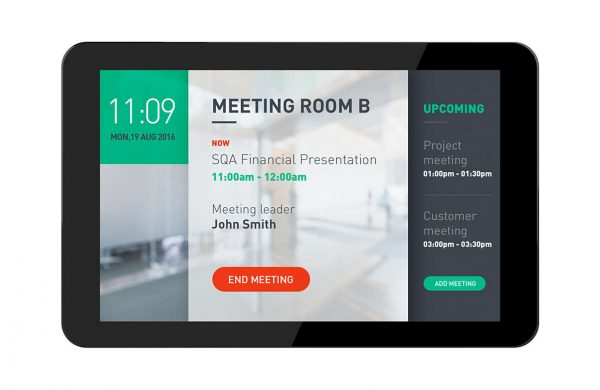 Progetto ROOM BOOKING PHILIPS