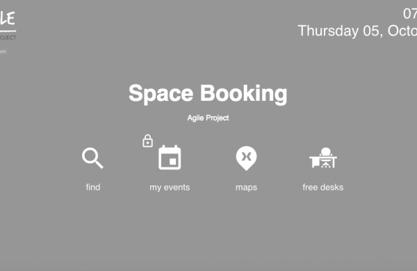 Room Booking FREE SPACE Dentsu Aegis Network