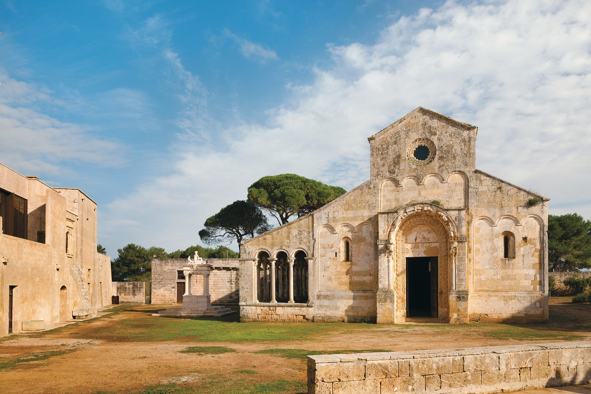 Nuova collaborazione con il FAI per l'Abbazia di Cerrate (Lecce)