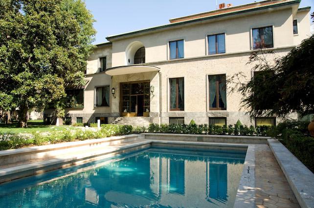 Villa Necchi Campiglio (FAI) Milano